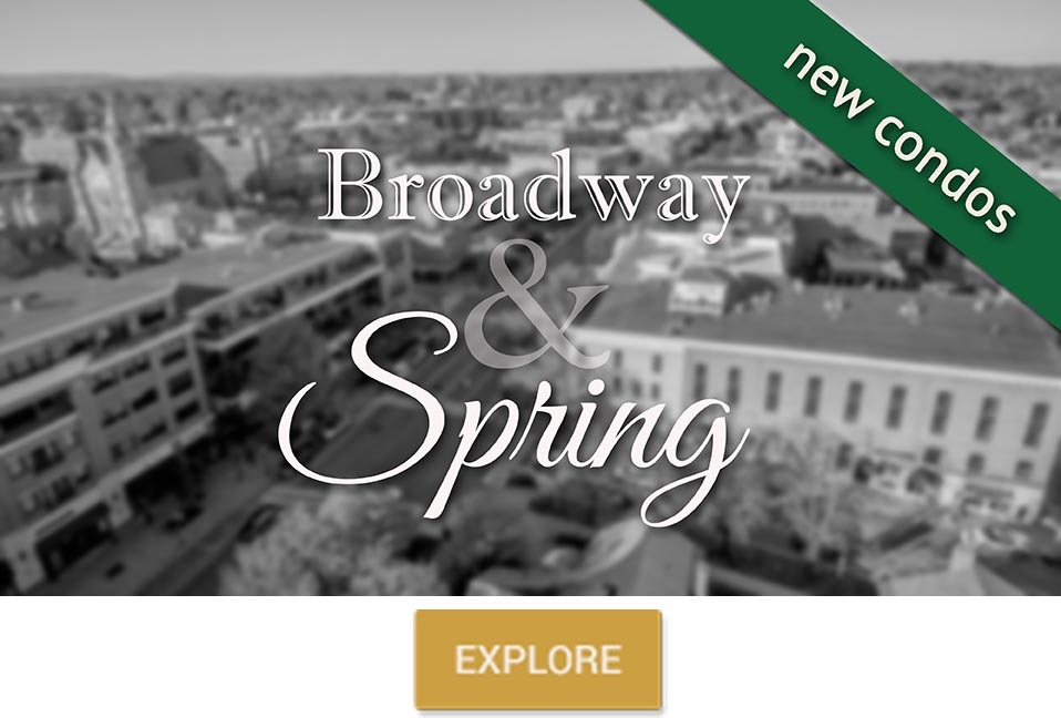 new condos for sale at broadway and spring in saratoga springs, NY