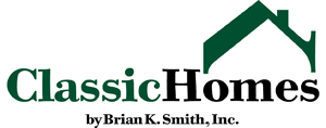 Saratoga Builder Classic Homes by Brian Smith logo