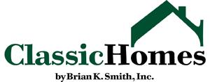 Saratoga Builder Classic Homes by Brian Smith logo