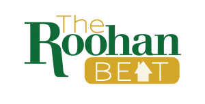 The Roohan Beat newsletter logo