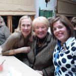 (L to R) Meg Minehan, Earline Johnson, Kate R. Naighton