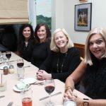 (L to R) Julie Bonacio, Kristie Roohan, Amy Sutton (Commercial Department), Mara King