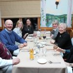 (left to right) David Schweizer, Karan Hankinson, Tamara Valentine, Teresa Gardner, Gail DeLilli
