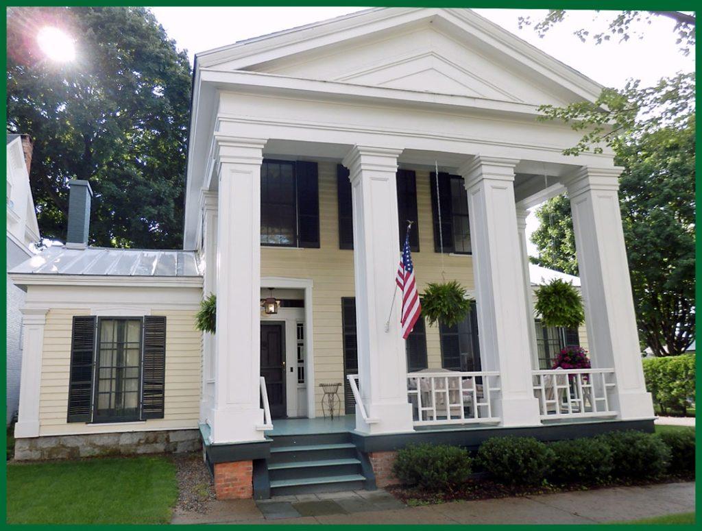 129 Circular Street Photos Saratoga Springs History Madame Eliza Jumel