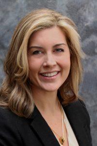 Listing agent Christine Hogan-Barton