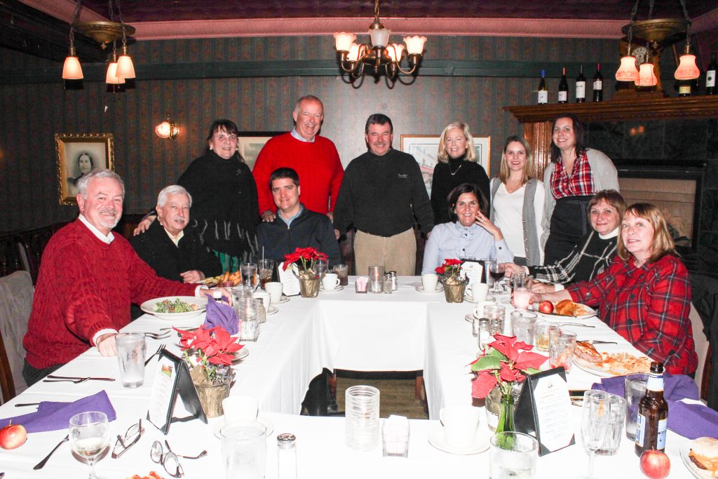 Roohan Realty says goodbye to Lillian's Restaurant in Saratoga Springs