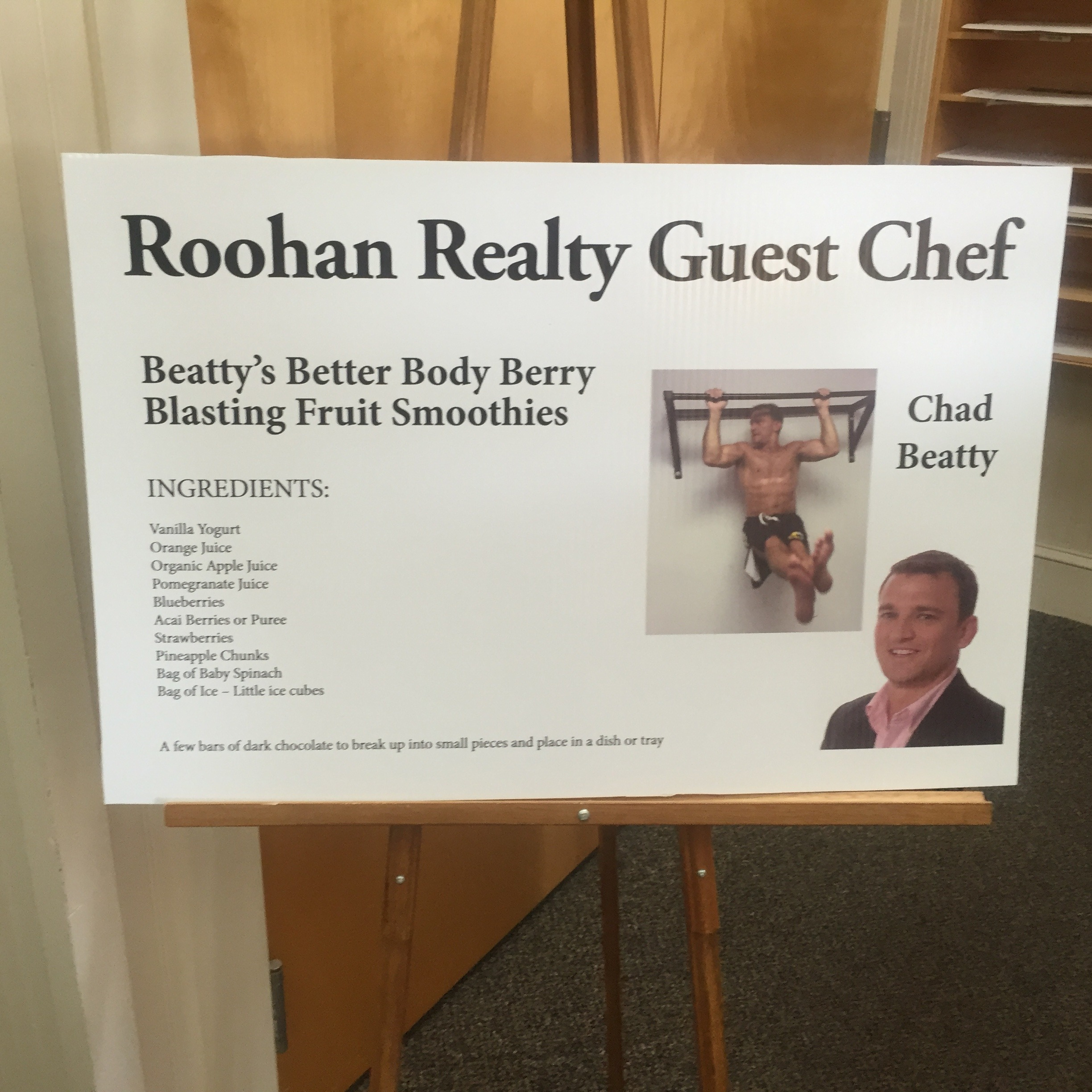 Health and Wellness Month - Roohan Realty