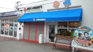 Ben and Jerry's in Saratoga