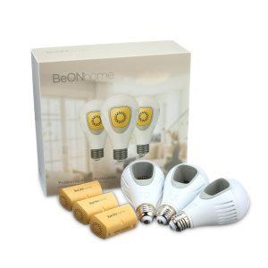 smart home tech BeOn Security Lights
