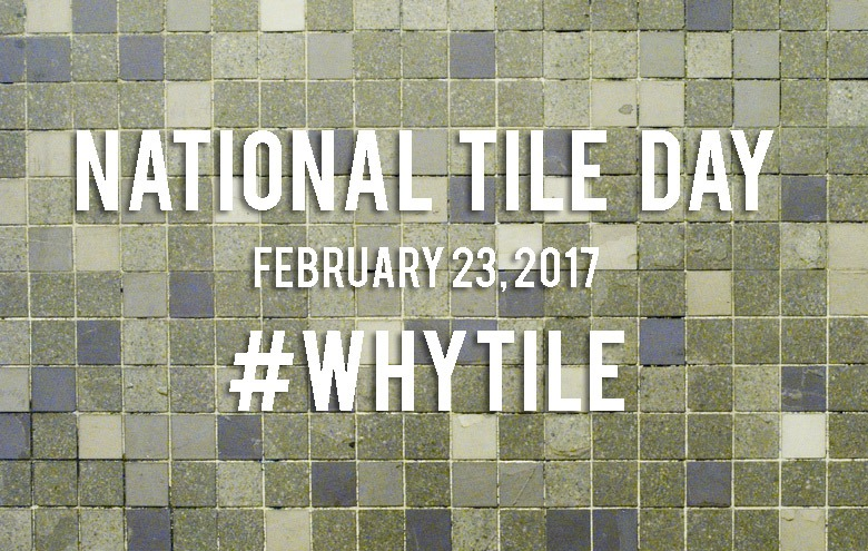 national tile day 2017