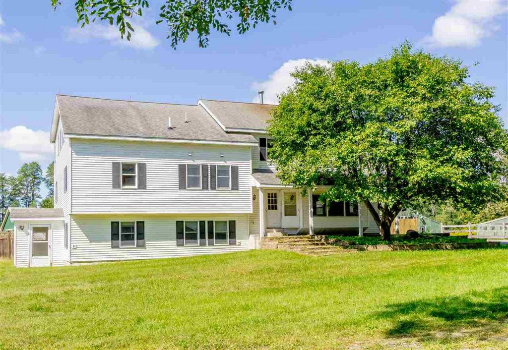 161 White Road in Milton, NY is a horse farm for sale that includes a 4,627 sq ft house plus a 3 bedroom apartment with separate entrance