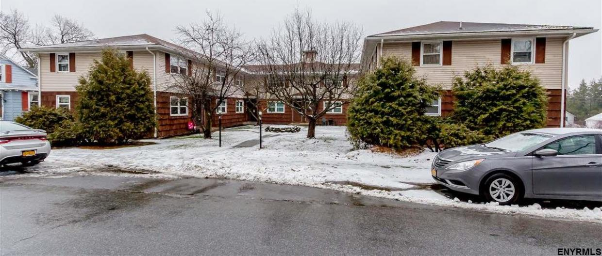 Potential buyers flocked to this 10 unit apartment building at 22 church street in schuylerville ny