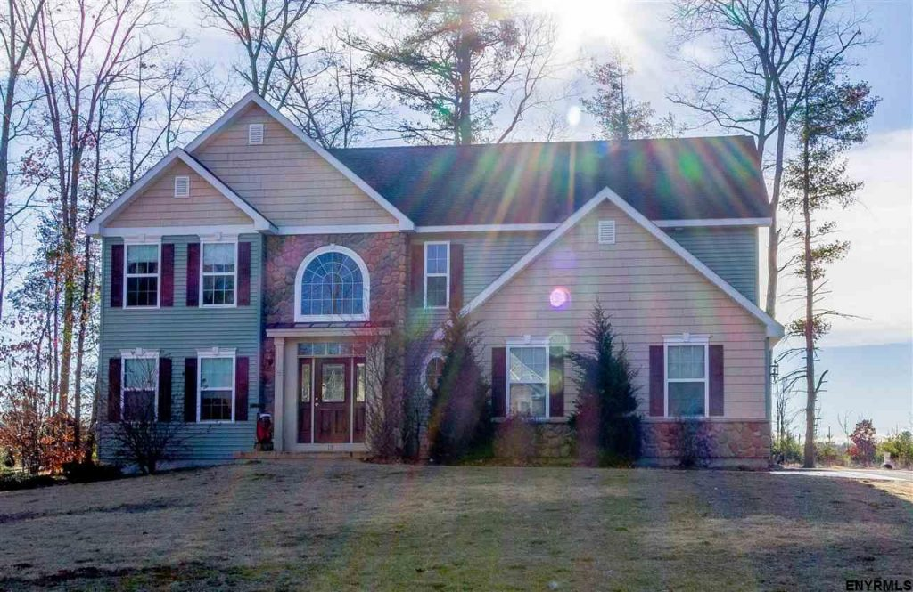 12 Wyndham Way in Ballston Spa, NY is a custom home for sale