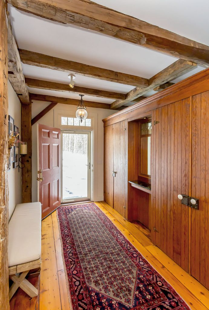 190 gailor road in wilton ny is a home for sale with a gorgeous post and beam design