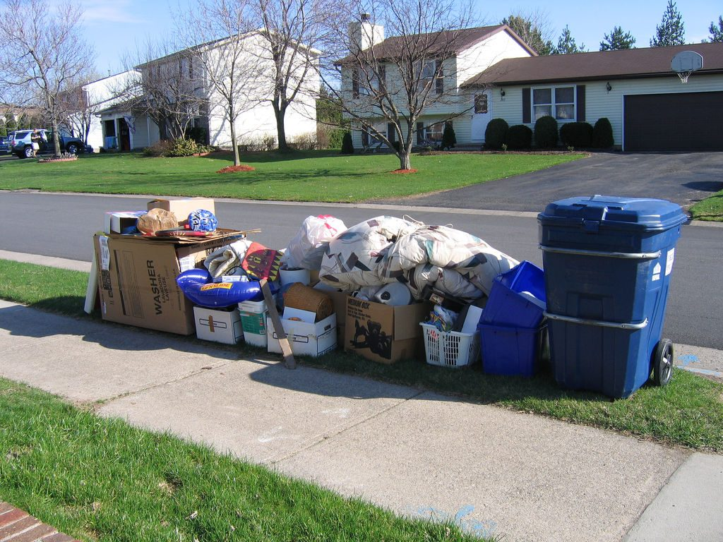 town of malta ny county waste pikck up