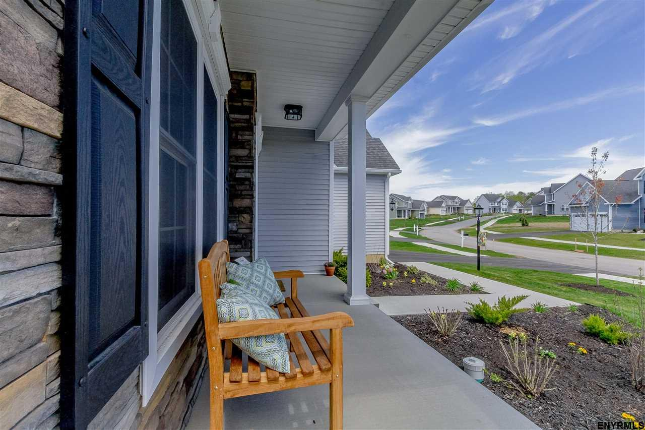 25 Maiden Circle, a modern and energy efficient home in desirable Travers Meadows, features $30K of upgrades