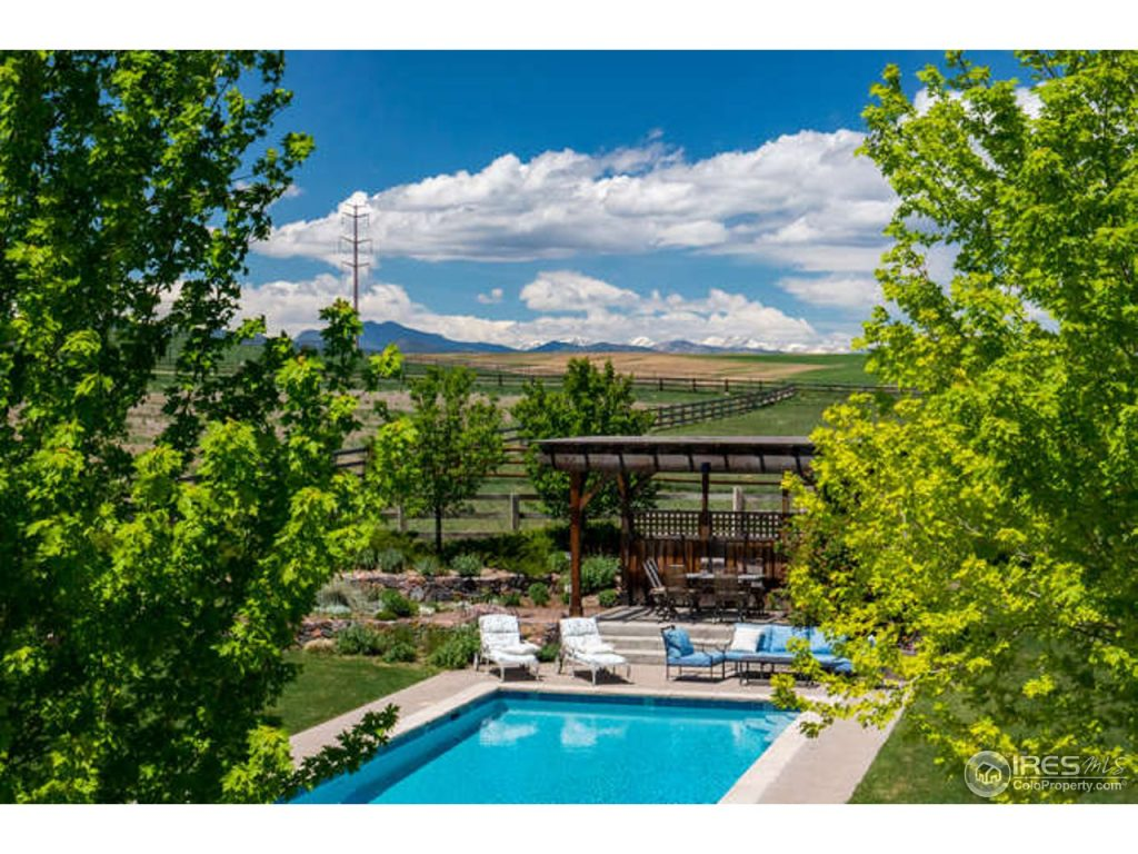 5373 Lookout Ridge Drive in Boulder, CO is listed with Colorado Landmark Realtors