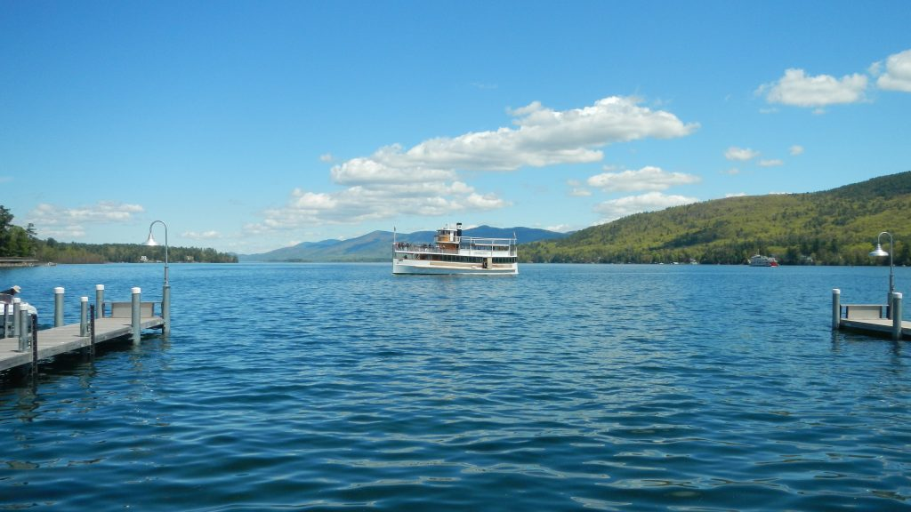 Lake George is one of many waterfront options in the local region.