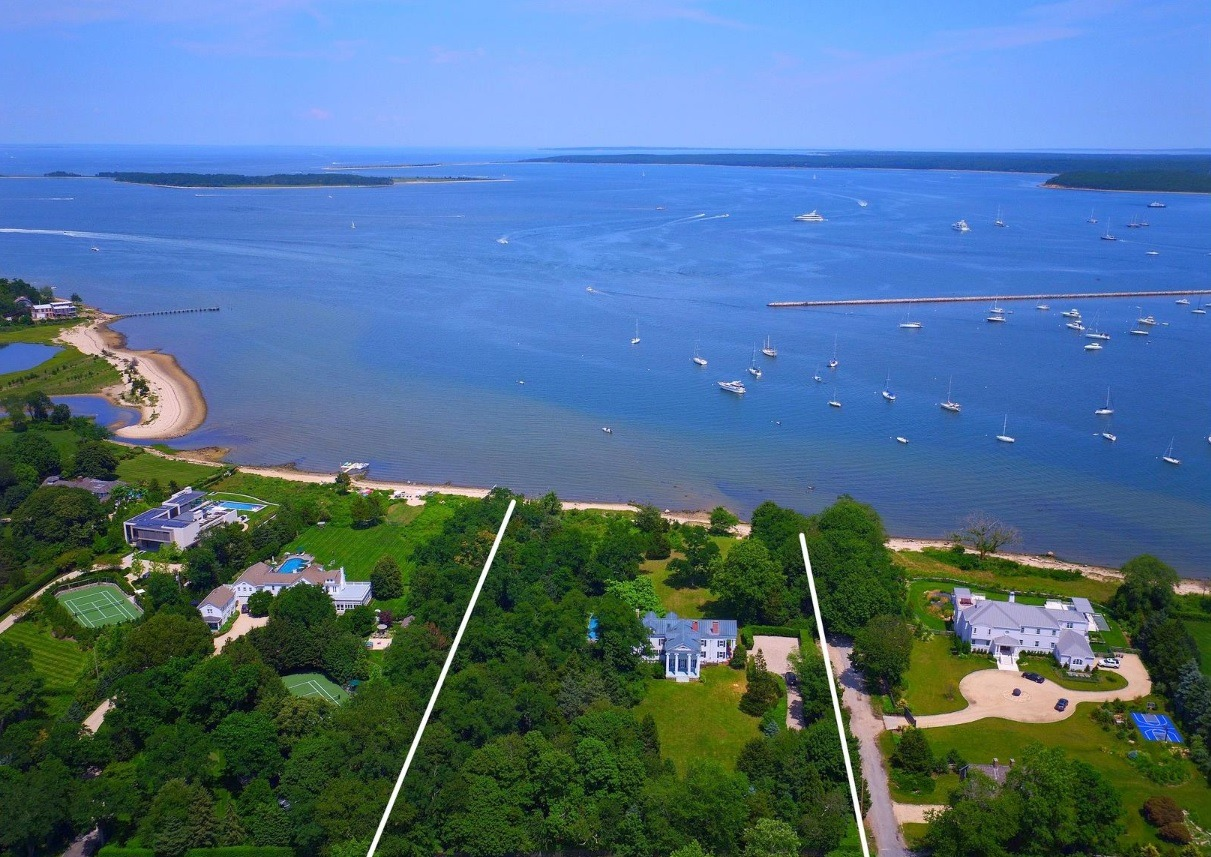 Christie Brinkley's Sag Harbor home is currently listed by Douglas Elliman for $20 Million