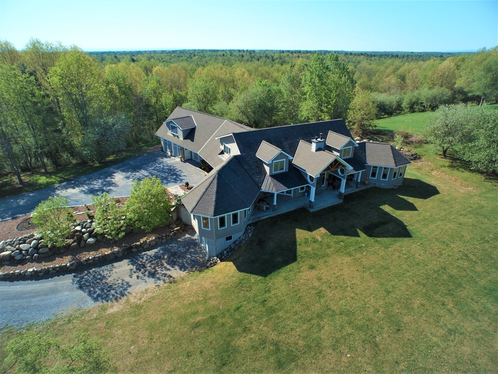 1128 Middleline Road in Milton, NY has 4 bedrooms and 4 baths