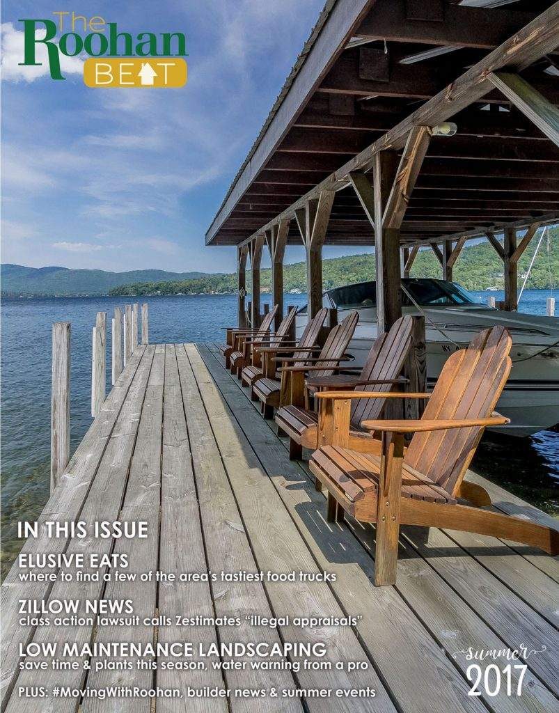 summer 2017 issue of the roohan beat newsletter covering saratoga county ny