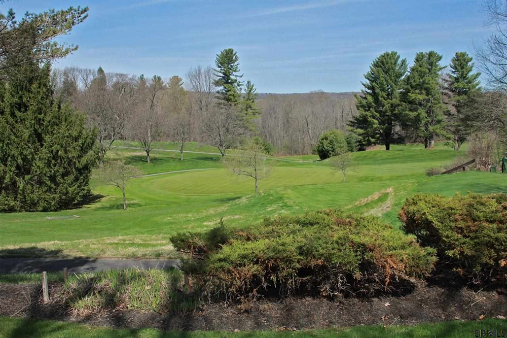 55 myrtle street in saratoga springs ny is a home for sale overlooking the 7th hole of the saratoga gold and polo club