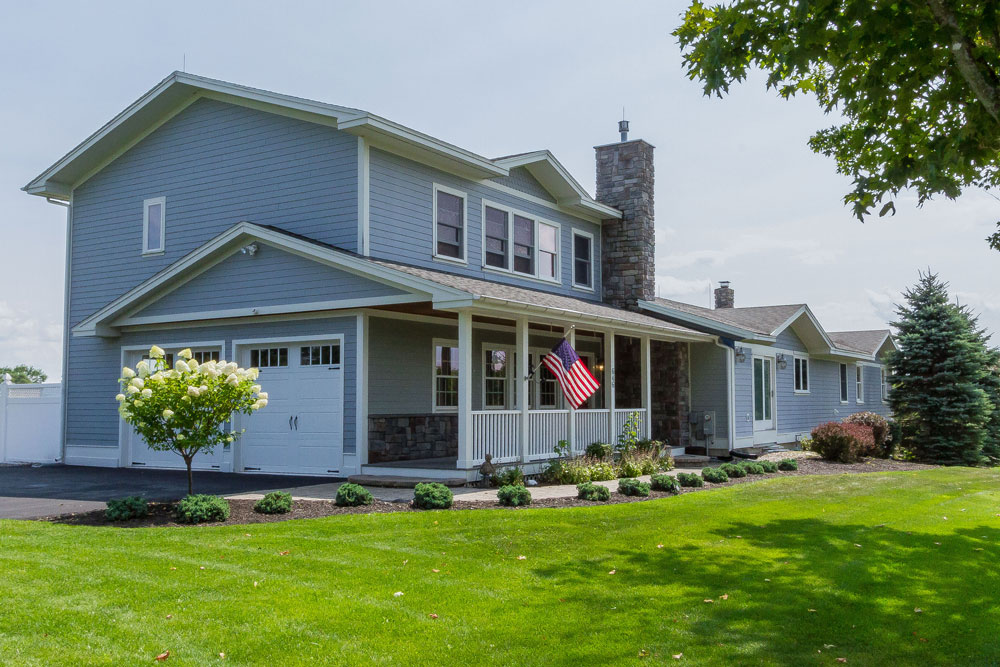 646 Stonebridge Road is a home for sale in northumberland ny