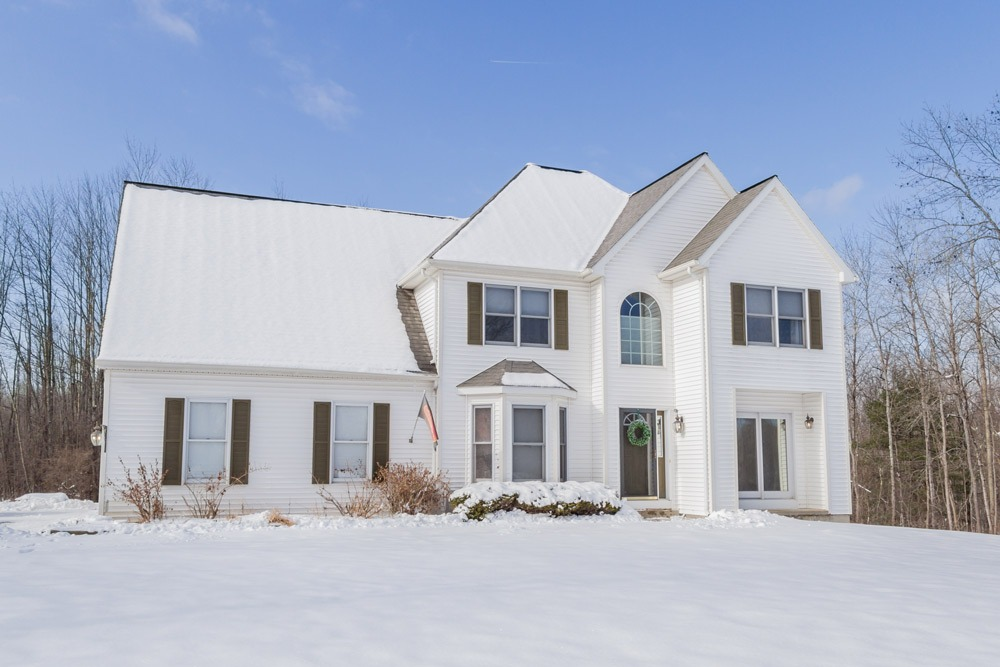 2203 rowley road in malta ny is a lovely 5 bedroom home for sale on 15 acres