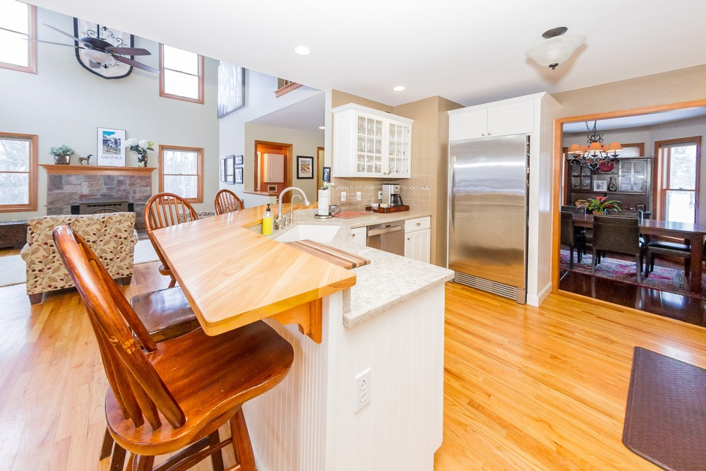 2203 rowley road in malta ny is a home for sale with stainless steel appliances and hardwood floors