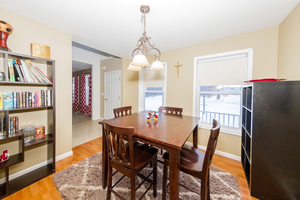 466 Colebrook Road in Northumberland, NY 12831 is a single family home for sale with a formal dining room with lots of natural light