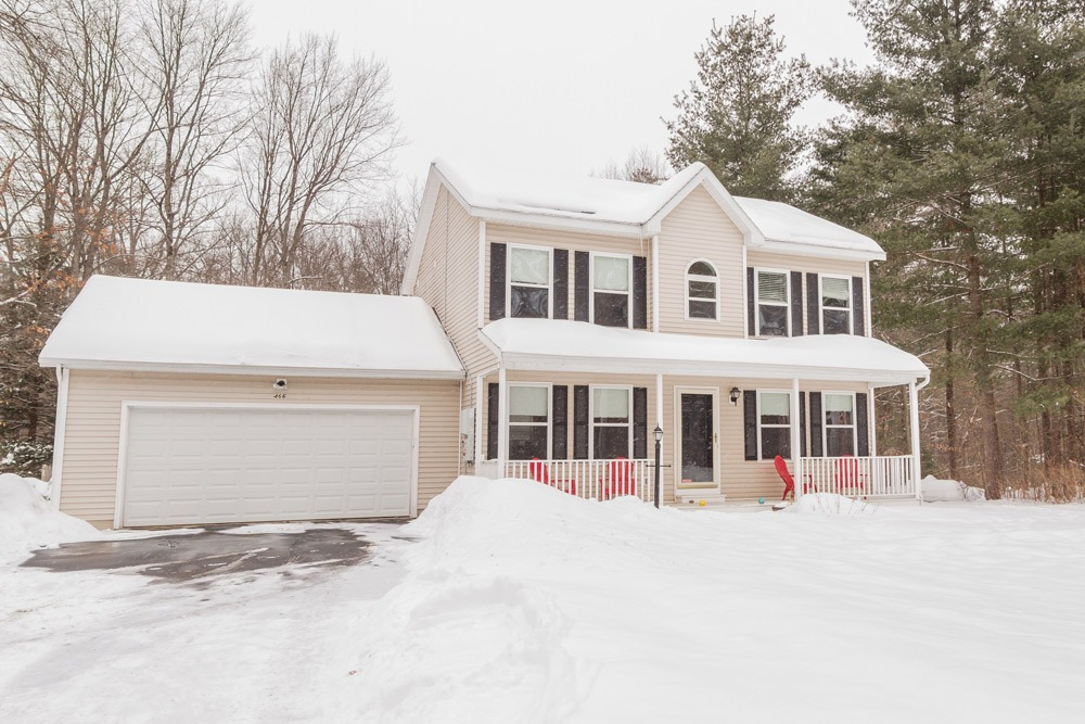 466 Colebrook Road, Gansevoort, NY is a single family energy star home