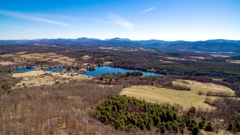 61 Fire Tower Road Cambridge, New York 12816 offers stunning views of mountains and Lake Lauderdale