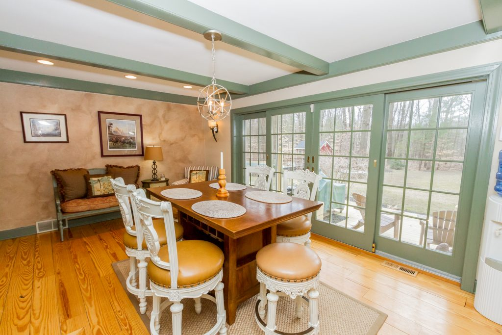 199 State Route 67 is a home for sale in saratoga ny with a newly renovated kitchen