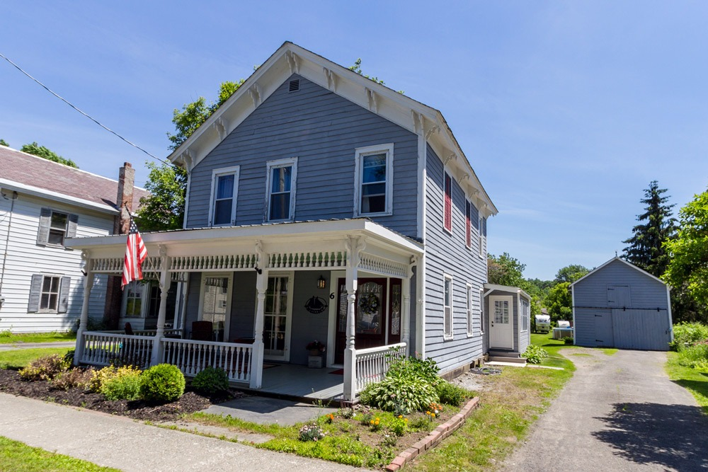6 Nichol St, Salem, NY is a move-in ready home with 4 bedrooms and 2 full bathrooms