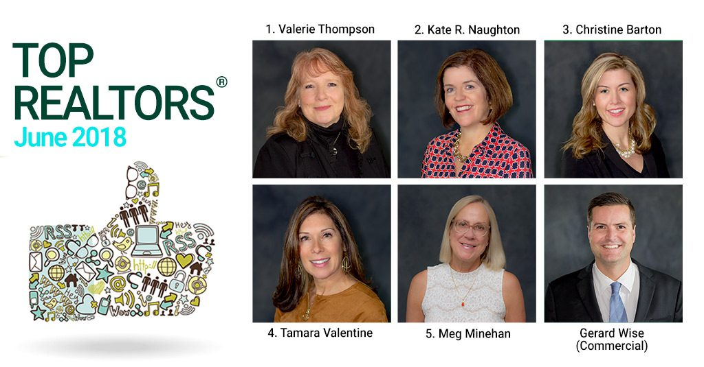 top real estate agents june 2018 saratoga ny