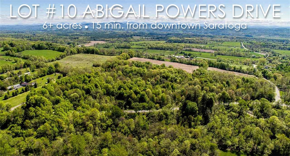 #10 abigail powers drive stillwater ny land for sale