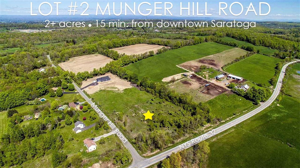 Lot #2 Munger Hill Road Stillwater NY land for sale