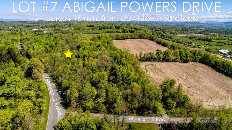 Lot 7 Abigail Powers Drive Stillwater NY Land for sale