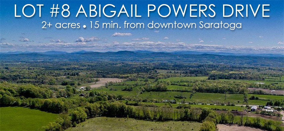lot #8 abigail powers drive stillwater ny land for sale