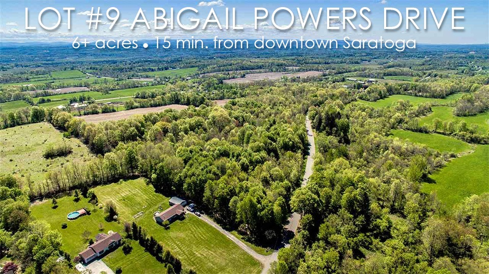 lot #9 abigail powers drive stillwater ny land for sale