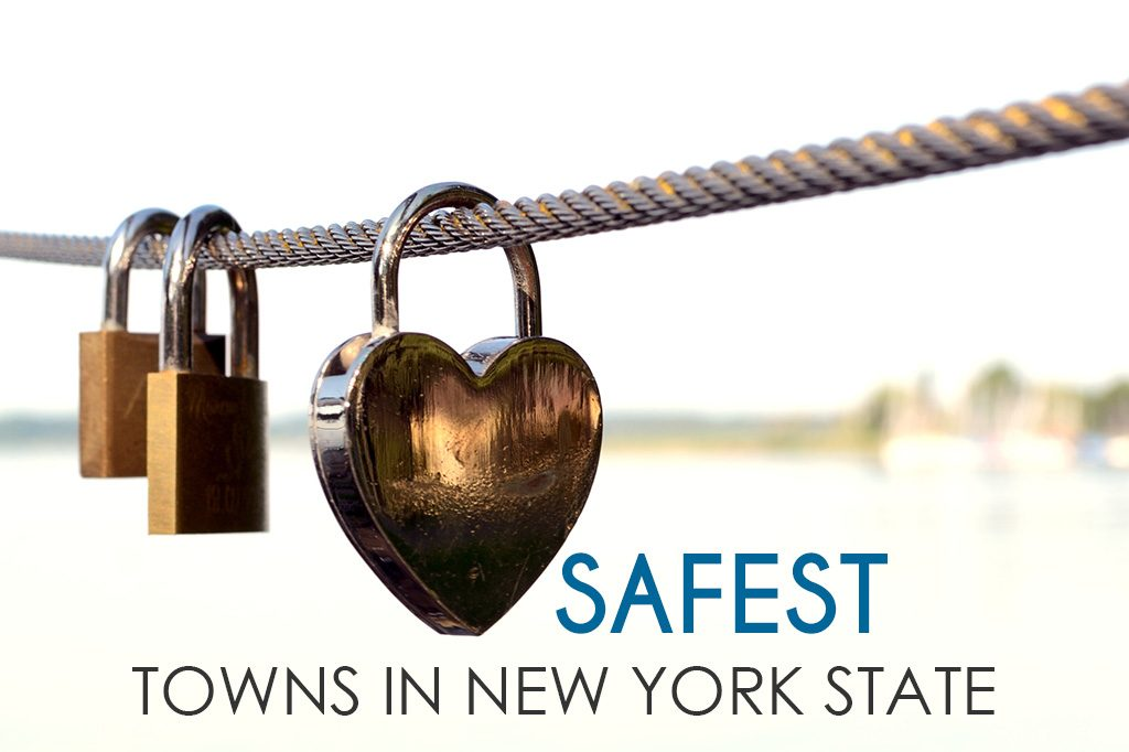 safest towns in new york state