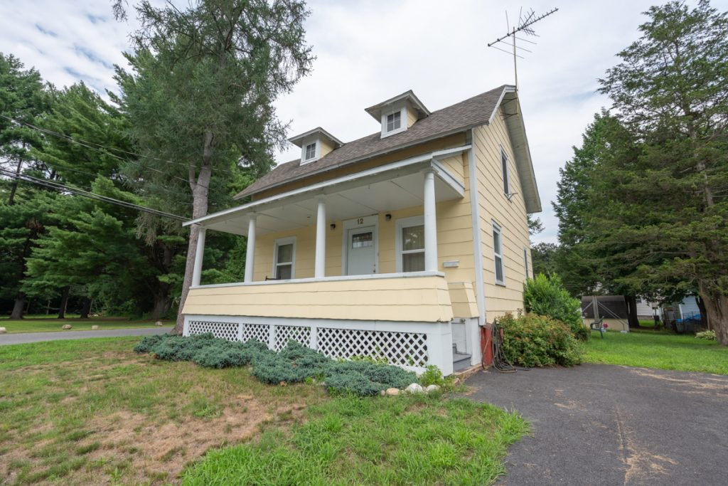12 Combs Avenue in Hudson Falls is a darling home on a corner lot in a neighborhood close to schools and convenient to shopping