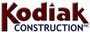 kodiak construction logo
