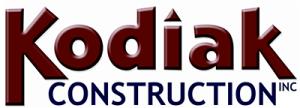 kodiak construction logo