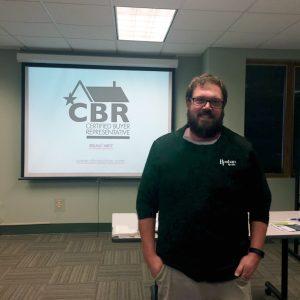 Neil Corkery, Licensed Real Estate Salesperson, CBR