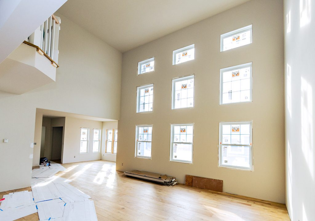 7 Madison Street, Saratoga Springs, NY is a new construction colonial home for sale with an open floor plan