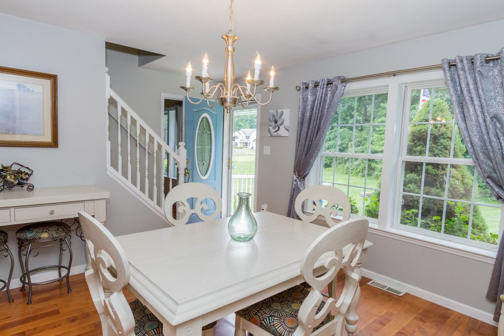 6 Musket Drive is a home for sale in Saratoga, NY with a formal dining room and hardwood floors