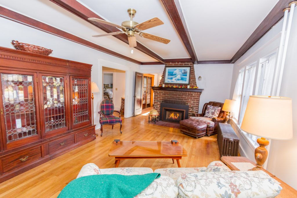164 East Avenue is a 6 bedroom 5 bathroom home for sale in downtown Saratoga Springs, NY