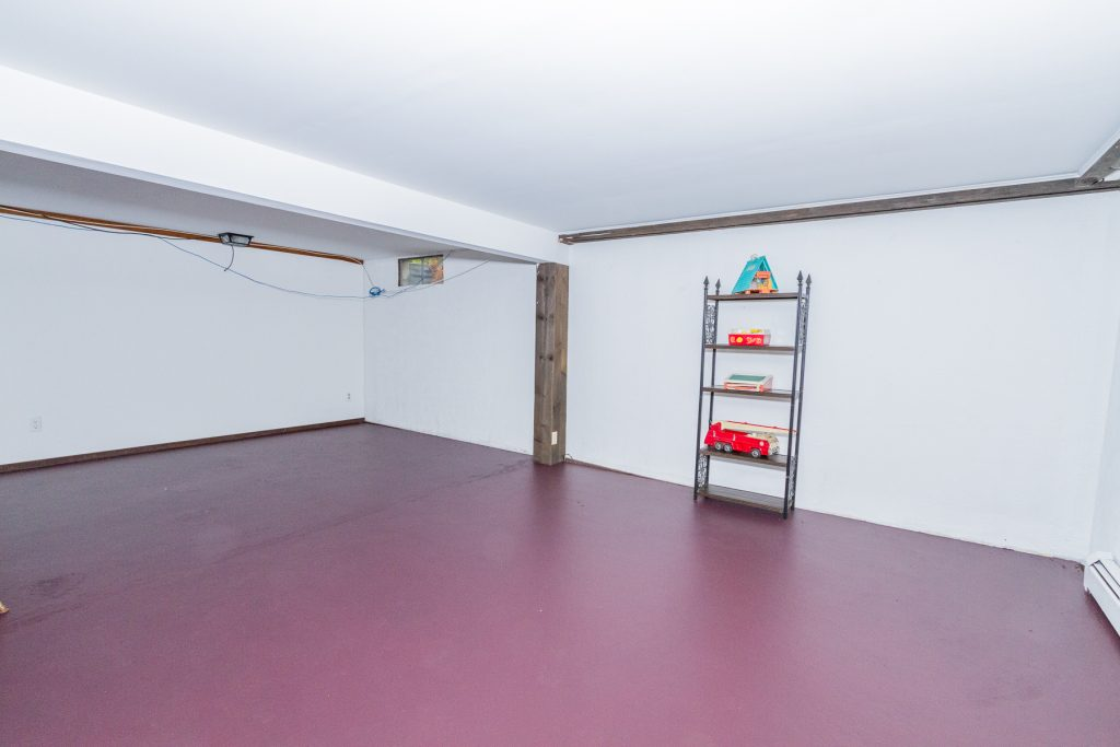 4 Anyhow Lane is a home for sale in Wilton, NY with a dry open basement that offers tons of possibilities
