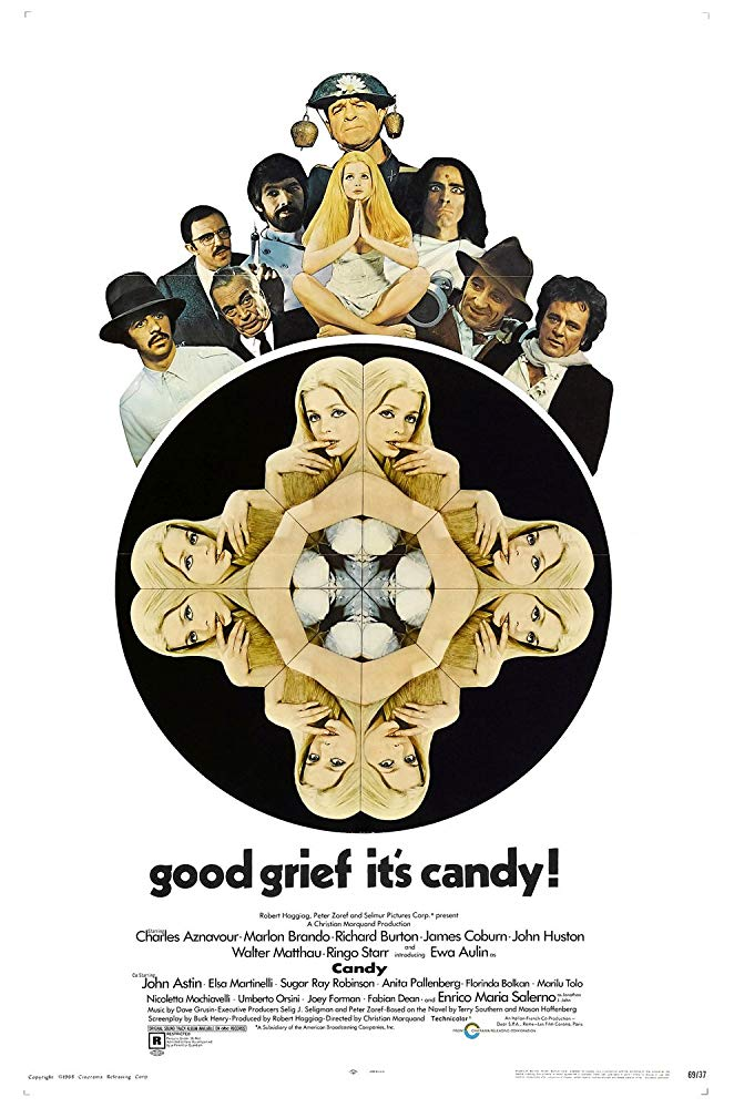 Candy (1968) movie poster from IMDB